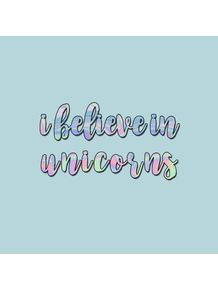 quadro-i-believe-in-unicorns