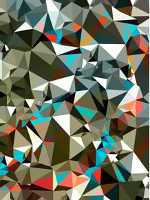 quadro-passaro-triangulo