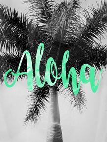 quadro-aloha-green