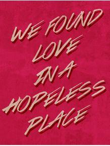quadro-we-found-love