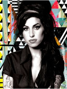 quadro-amy-winehouse-by-la-baratija