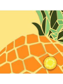 quadro-fruta--abacaxi