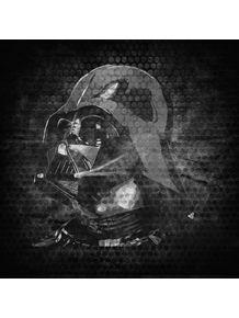 quadro-vader-texture--star-wars-1