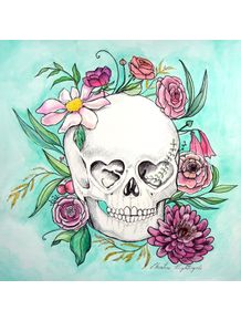 quadro-in-love--skull