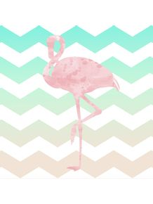 quadro-flamingo-chevron-color-i