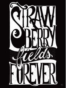 quadro-strawberry-fields-forever-beatles