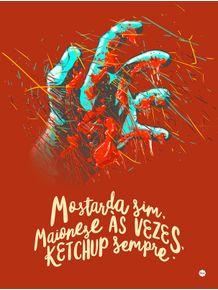 quadro-ketchup-mostarda-maionese