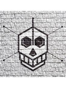 quadro-th-skull