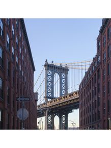 quadro-manhattan-bridge-in-brooklyn