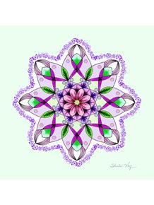 quadro-garden-of-violets