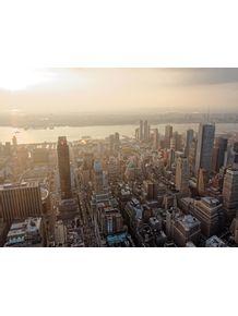 quadro-nyc-sunrise