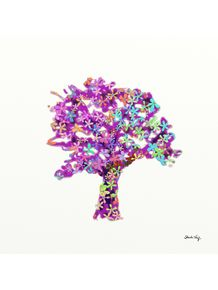 quadro-colorful-sakura