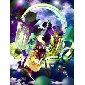 quadro-skull-music-lover--1