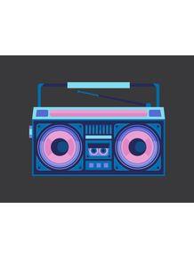 quadro-radio-retro