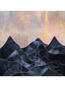 quadro-mountainscape