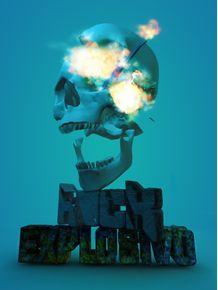 quadro-skull--rock-explosivo