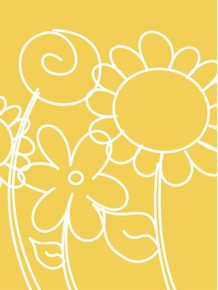 quadro-primrose-yellow-flowers