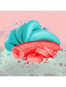 quadro-bananas-em-rosa-e-azul