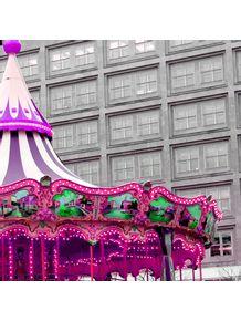 quadro-carrossel-rosa