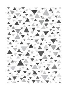 quadro-padronagem-triangulos