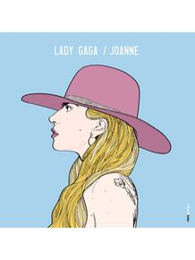 quadro-joanne-lady-gaga-ilustracao