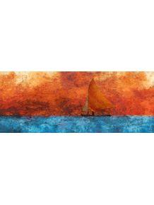 quadro-jangada-ao-mar