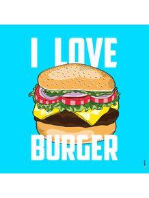 quadro-i-love-burger