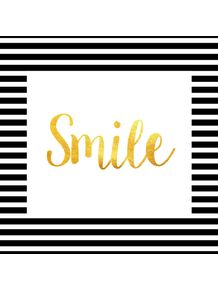 quadro-smile-stripe