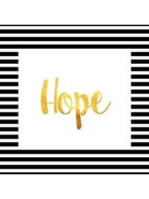 quadro-hope-stripe