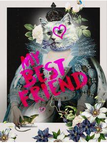 quadro-best-friends