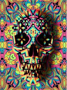 quadro-skull-geo