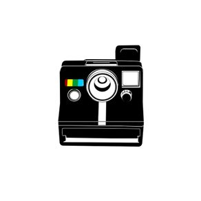 quadro-retro-camera-black