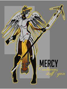 quadro-mercy-poster
