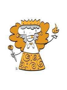 quadro-senhora-do-fogo
