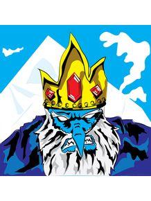 quadro-rei-gelado