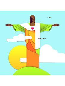 quadro-cristo-redentor--arte-papel-2