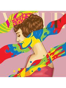 quadro-fashion-victim-vogue