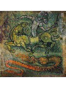 quadro-o-santo-guerreiro