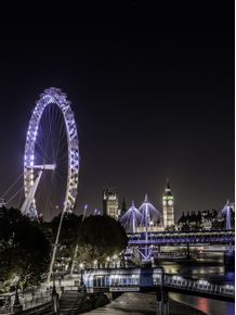 quadro-london-night-london-eye