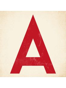 quadro-letter-a