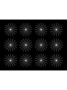 quadro-white-circles