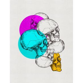 quadro-skullme