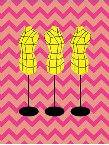 quadro-manequim-amarelo