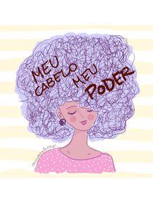 quadro-meu-cabelo-meu-poder