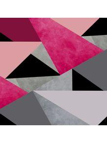 quadro-pink-grey-geometric