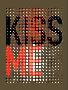 quadro-kiss-me-kiss-me