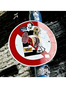 quadro-proibido-estacionar-sticker