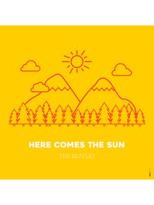 quadro-here-comes-the-sun-beatles