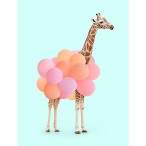 quadro-party-giraffe