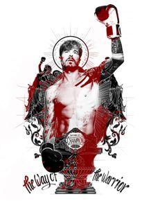 quadro-boxingid--the-way-of-the-warrior